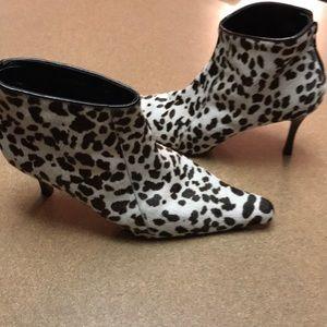 Costa Blanca Calf Hsir Boots